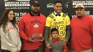 Dream comes true for Army All-American Tuliaupupu