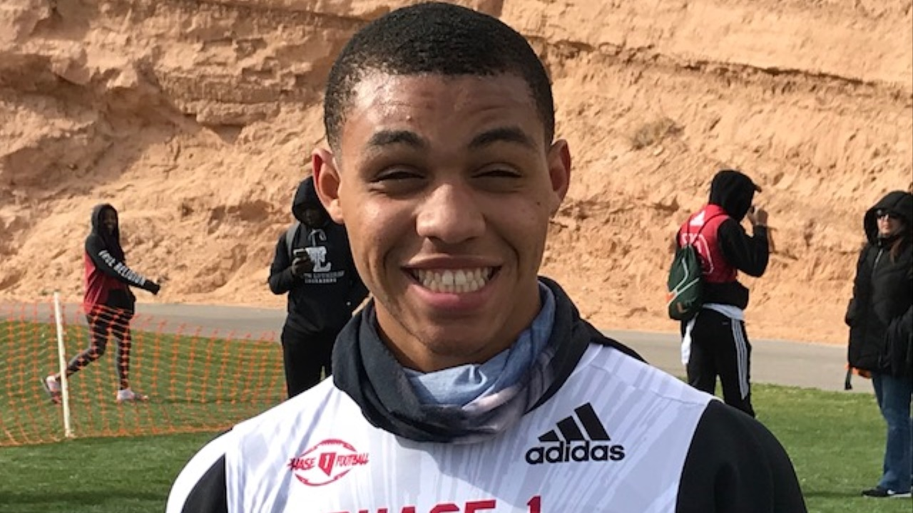top vegas prospects visiting usc with phase 1 football