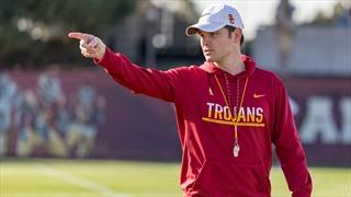 Bryan Ellis talks USC QBs Fink, Sears and JT Daniels