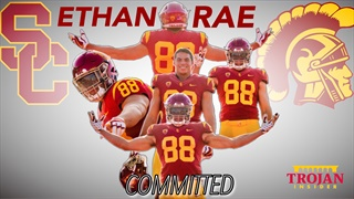 Ethan Rae Commits to USC, when he knew & why
