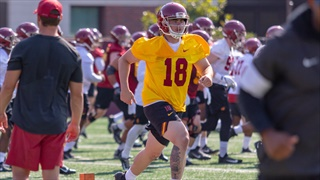Notes & Observations: USC Fall Scrimmage No. 1