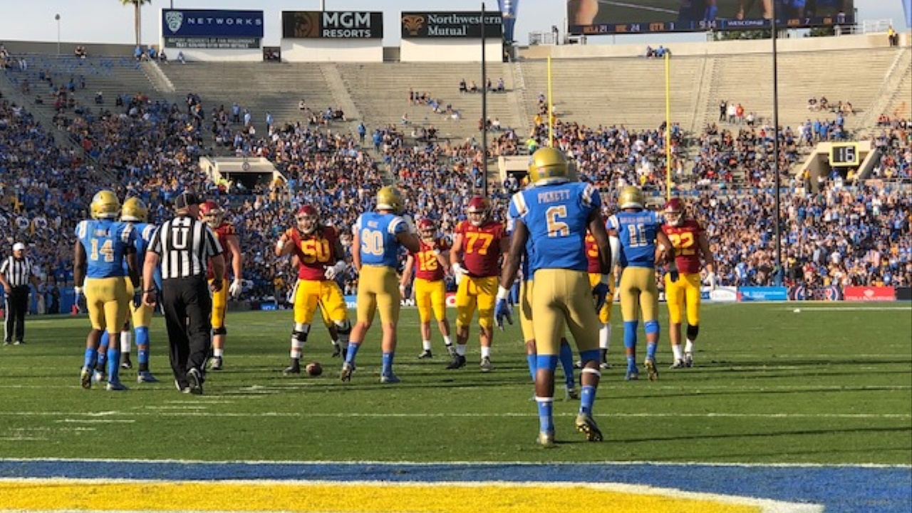 Yay or Nay Thursday: UCLA Bruins Week TUSK!