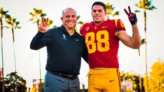 2021 Tight End Recruiting at USC