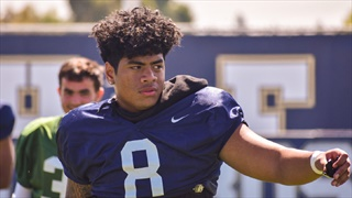 Ma'a Gaoteote has a new home, excited about changes at USC
