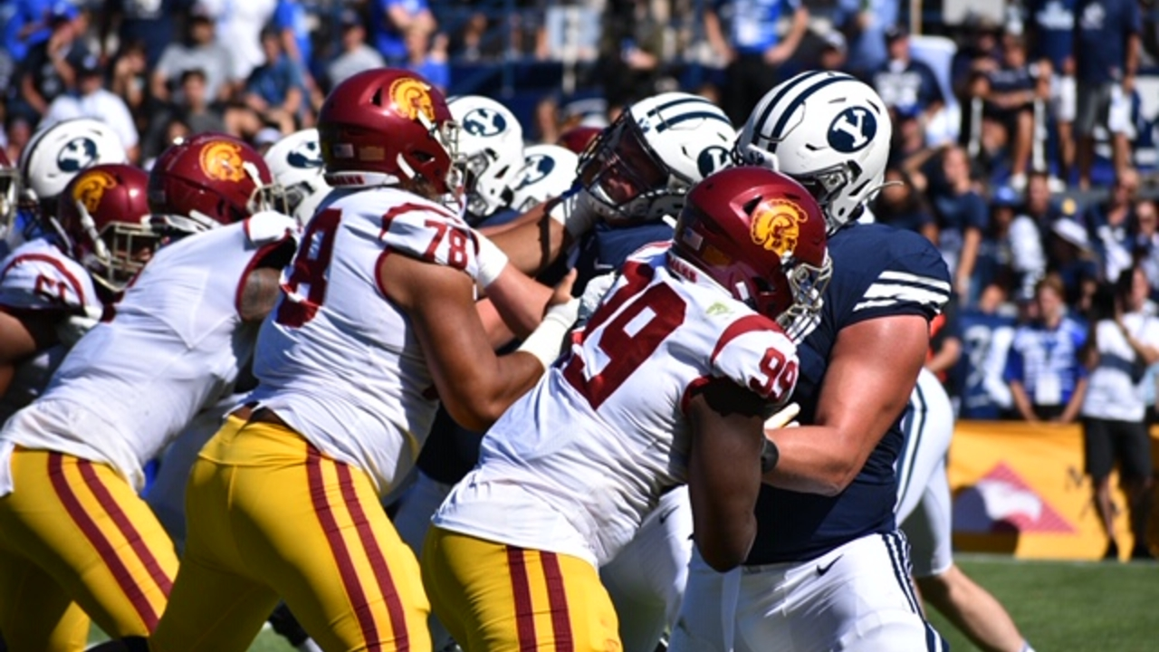 Game Day: Notes & Observations USC vs BYU