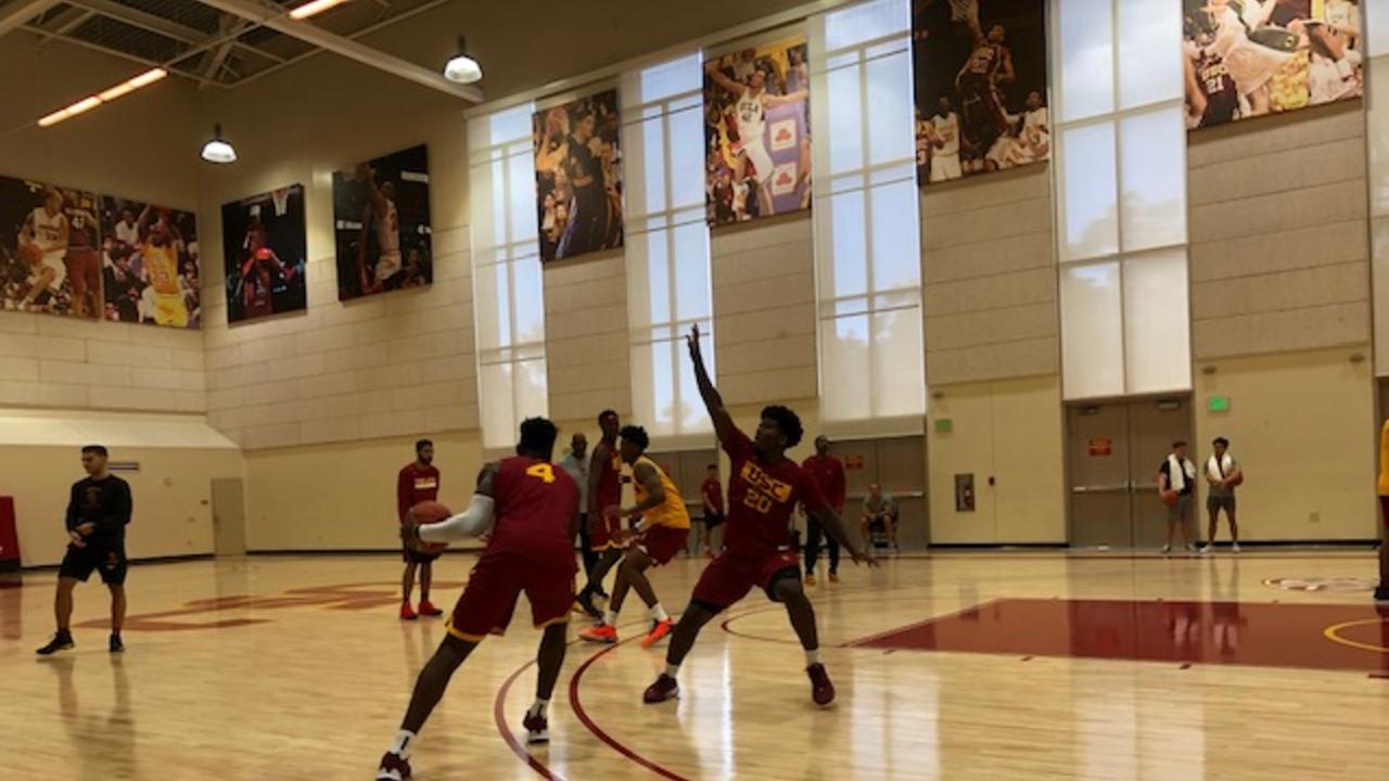 Tuesday Notes & Observations: Trojan #Basketballschool Edition!