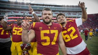 Looking Ahead: USC's Offensive Line
