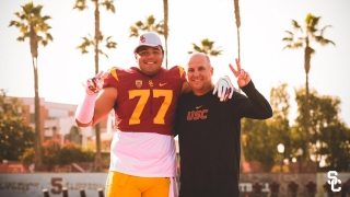 SCoopTV Episode 5.5.20 with USC OL Commit Mason Murphy