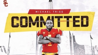 BREAKING: 4-Star WR Michael Trigg Commits to USC!