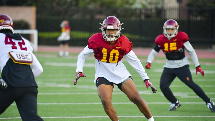 USC Scoop's Tuesday Quotable's With Clay Helton