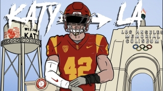 JUST IN: 2022 Katy(TX) LB Ty Kana Commits to USC!