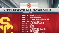 Your 2021 USC Football Schedule Has Been Released!
