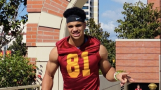 A Pair Of Takes: Breaking Down USC's WR Room