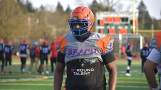 THE LATEST: 4-Star Rainier Beach Offensive Tackle Josh Conerly Jr.